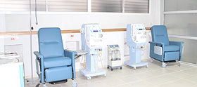 Dialysis and Hemodialysis Center Dominican Republic